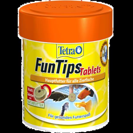 Tetra FunTips Tablets Fischfuttertabletten
