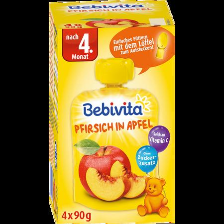 Bebivita Pfirsich in Apfel