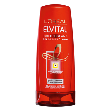 L'ORÉAL PARIS ELVITAL Spülung Color Glanz