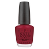 Bild: O.P.I Nail Lacquer got the blues for red