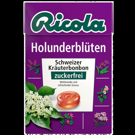 Ricola Duo Holunderblüte Schweizer Kräuterbonbon