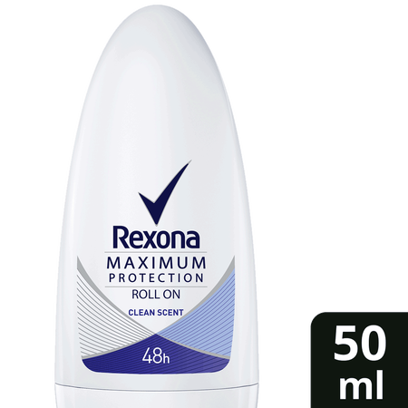 Rexona Maximum Protection Roll On Clean Scent