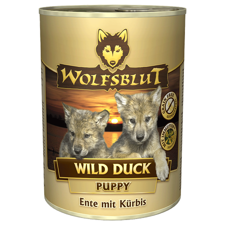 Wolfsblut Wild Duck Puppy Entenfleisch