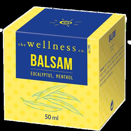 the wellness co. Balsam Eucalyptus, Menthol
