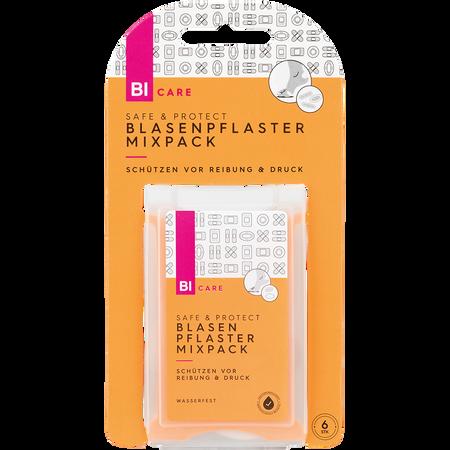 BI CARE Safe & Protect Blasenpflaster Mixpack Wasserfest