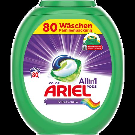 ARIEL All in 1 Colorwaschmittel Pods