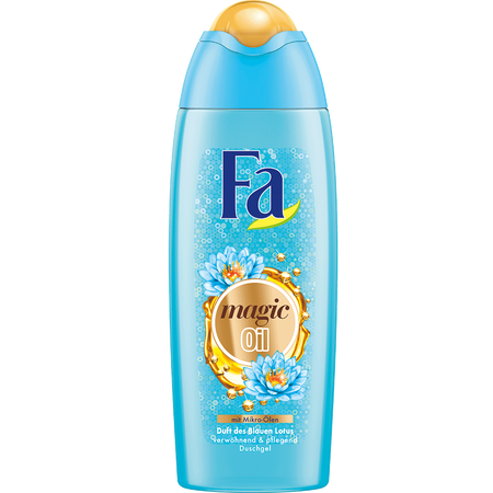 Fa Magic Oil Blauer Lotus Duschgel