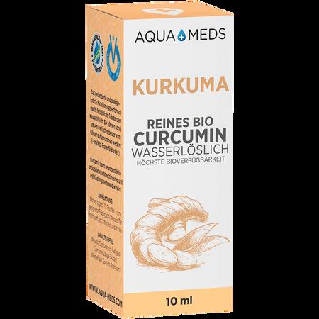 AQUA MEDS Reines Bio Curcumin