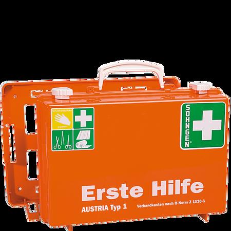 Erste-Hilfe Verbandkasten Austria Tpy 1