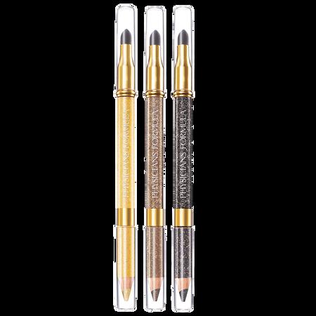 Physicians Formula Shimmer Strips Pencil + Smudger Trio