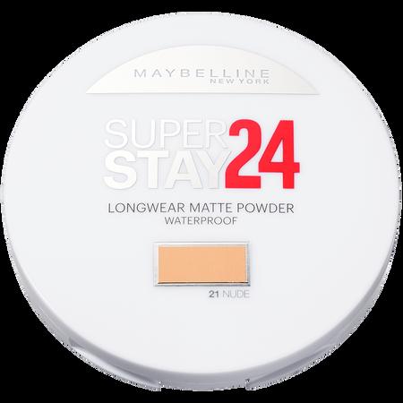 MAYBELLINE Super Stay 24H Waterproof Powder