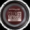 Bild: MAYBELLINE Eye Studio Color Tattoo Lidschatten knockout
