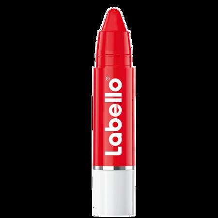 Bild: labello Lip2Kiss Color Lip Balm poppy red labello Lip2Kiss Color Lip Balm