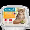 Bild: ZooRoyal Junior Pastete Geflügel Katzenfutter