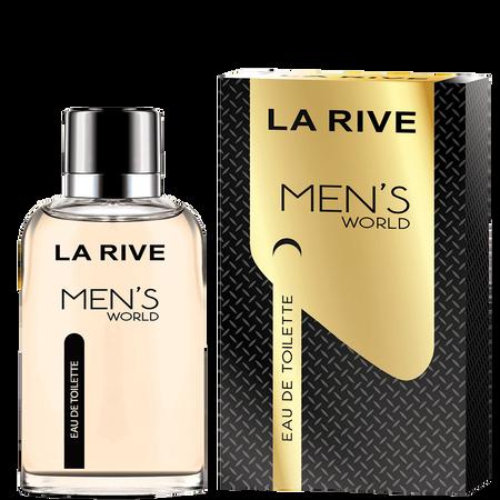 LA RIVE Men´s World Eau de Toilette (EdT)