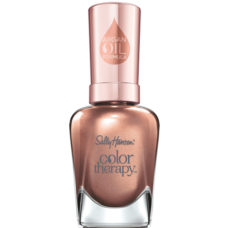 Bild: Sally Hansen Color Therapy Nagellack burnished bronze Sally Hansen Color Therapy Nagellack