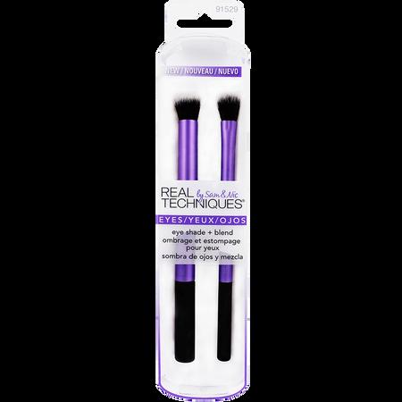 Bild: Real Techniques Eye Shade + Blend Brush Set  Real Techniques Eye Shade + Blend Brush Set