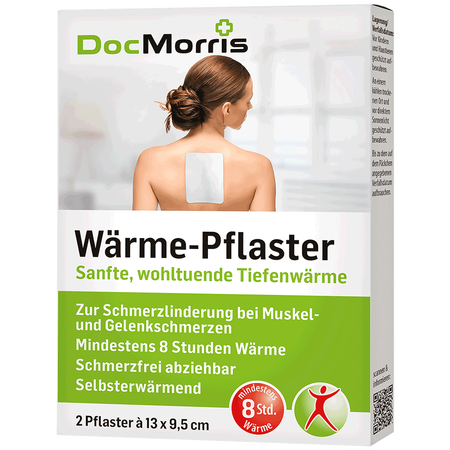DocMorris Wärme-Pflaster