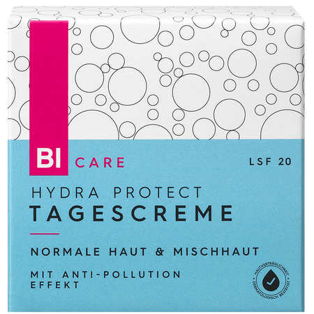 BI CARE Hydra Protect Tagescreme LSF 20