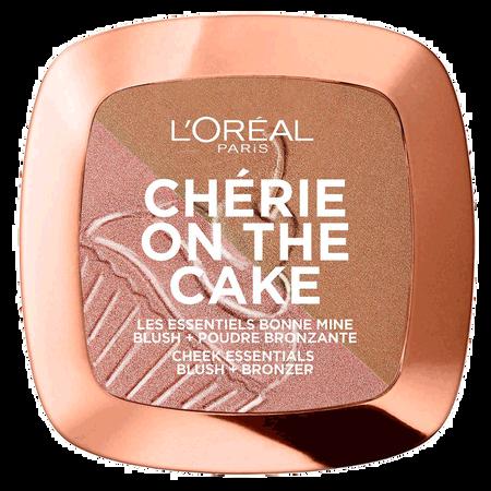 L'ORÉAL PARIS Chérie on the Cake Bronzer