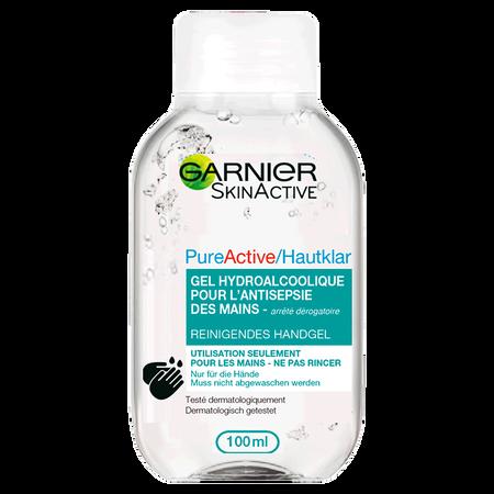 GARNIER SKIN ACTIVE Pure Active/Hautklar reinigendes Handgel
