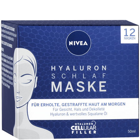 NIVEA Cellular Filler Hyaluron Schlafmaske