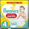Bild: Pampers Premium Protection Pants,   Gr.4, 9-15kg, Monatsbox
