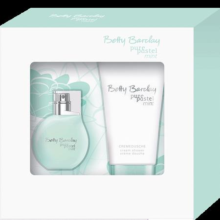 Betty Barclay Pure Pastel Mint Duftset