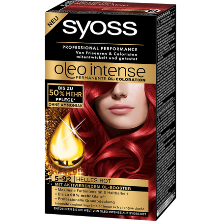 syoss PROFESSIONAL oleo intense