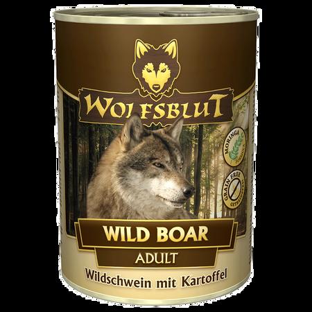 Wolfsblut Wild Boar Adult Wildschwein