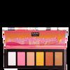Bild: NYX Professional Make-up Sugar Trip Squad Highlighting Palette
