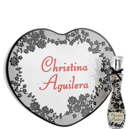Christina Aguilera Aguilera EDP in Herzbox