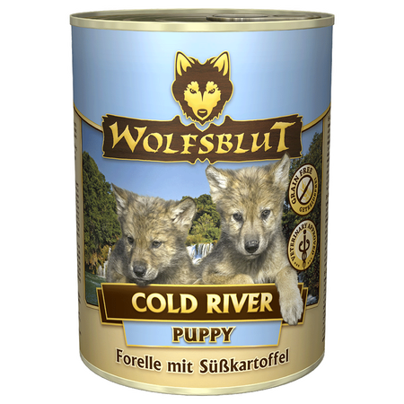 Wolfsblut Cold River Puppy Forelle
