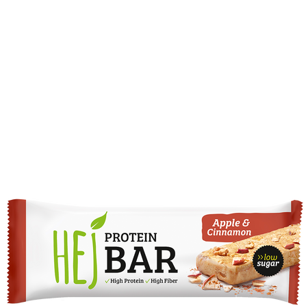 HEJ Protein Bar Apple & Cinnamon