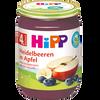 Bild: HiPP Heidelbeeren in Apfel