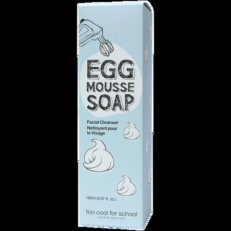 TCFS EGG MOUSSE Soap facial cleanser