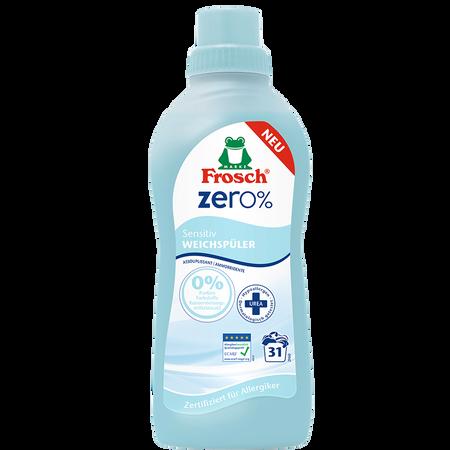 Frosch Zero% Weichspüler Sensitiv