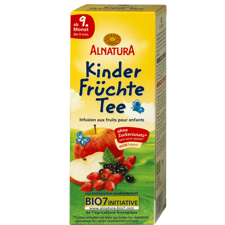ALNATURA Kinder Früchte Tee