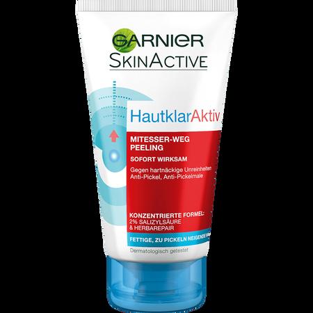 GARNIER SKIN ACTIVE Hautklar Aktiv Mitesser-weg Peeling