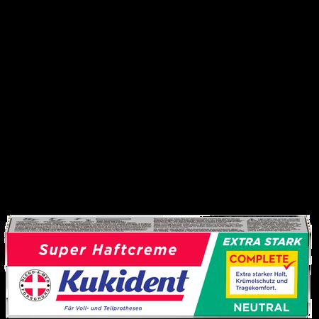 Kukident Super-Haftcreme Neutral