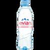 Bild: Evian natürliches Mineralwasser