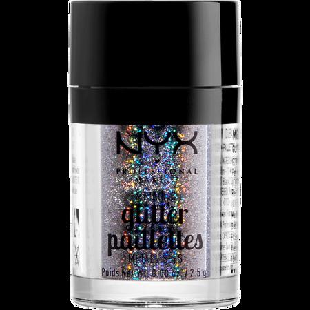 NYX Professional Make-up Metallic Glitter