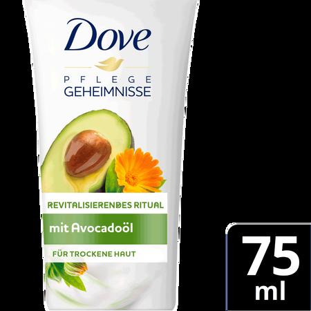 Dove Pflegegeheimnisse Regenerierendes Ritual Handcreme mit Avocadoöl