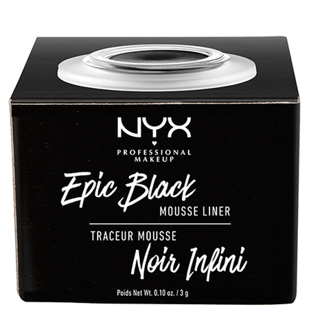 NYX Professional Make-up Epic Black Mousse Liner