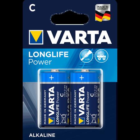 Varta Alkaline Longlife Power C