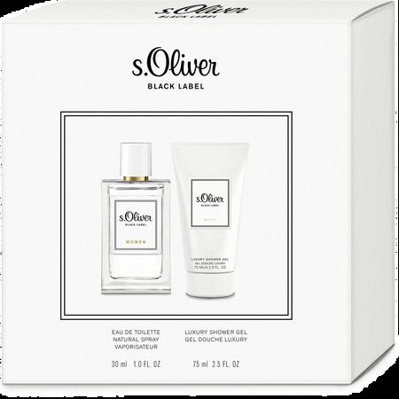 s.Oliver Black Label Women Eau de Toilette (EdT) Duftset
