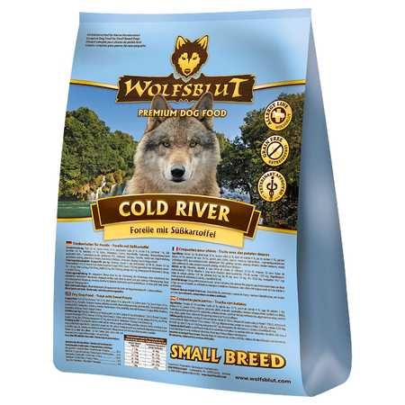 Wolfsblut Cold River Small Breed
