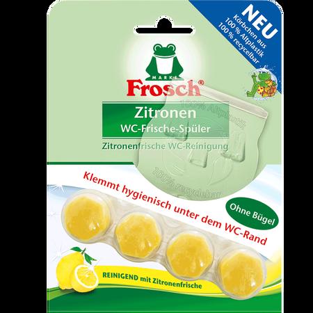 Frosch WC-Frische-Spüler Zitronen