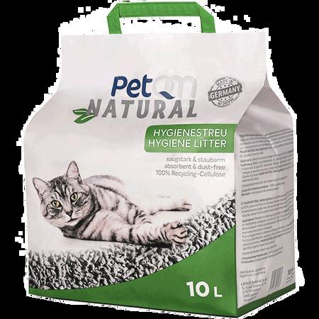 PetQM Natural Hygiene Katzenstreu