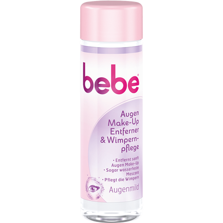 bebe Young Care Augen Make-up Entferner & Wimpernpflege
